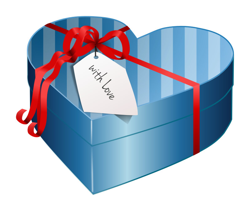 Valentines Day - Gift Box 2