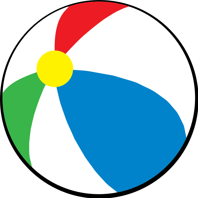 Simple Beach Ball