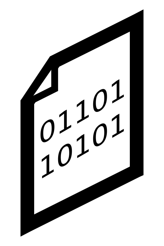 binary file