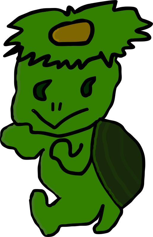 Kappa (drawing)
