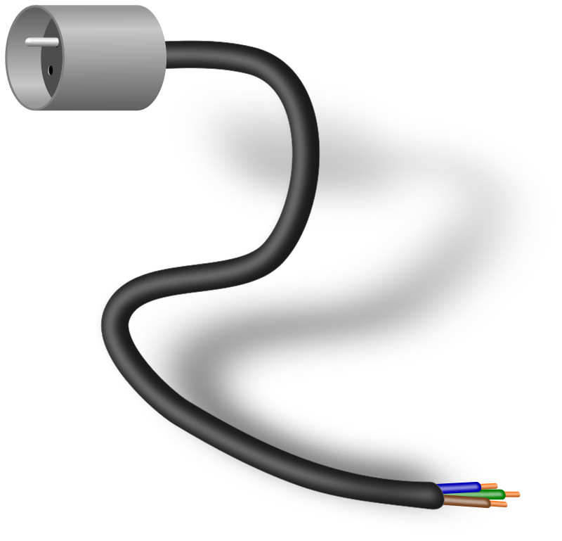 cable with connector