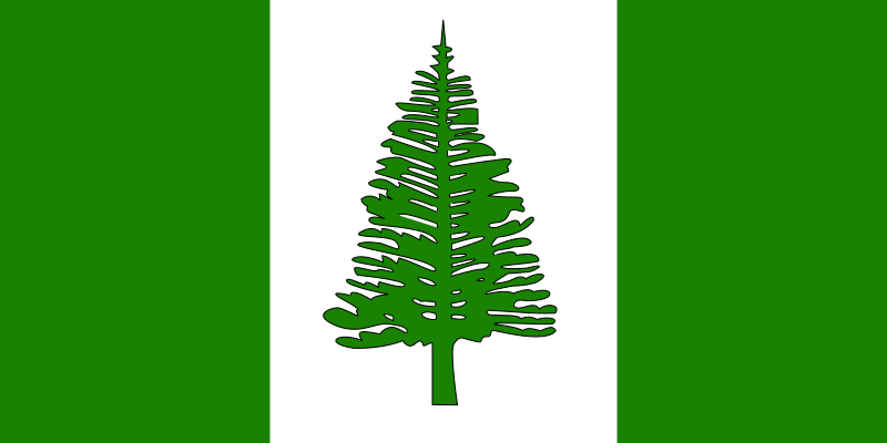 Flag of Australia - Norfolk Islands