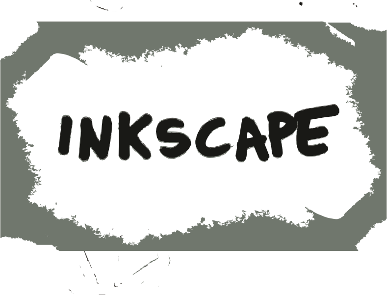 Inkscape Sign Clean