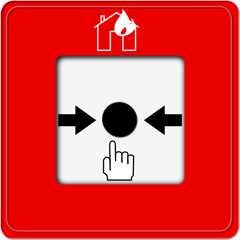 Fire Alarm Pushbutton