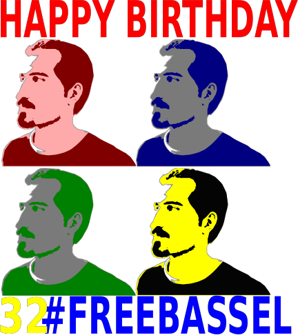 32 Birthday FREEBASSEL