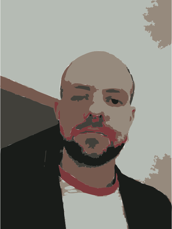 Rejon with beard avatar