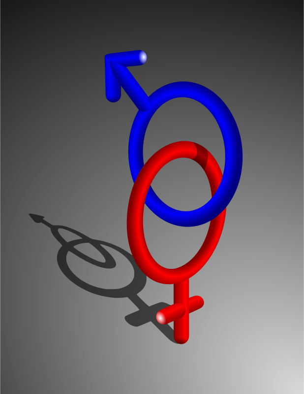 Male/Female Symbols 2