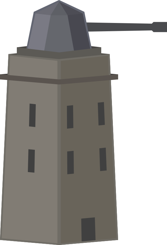 anti-air tower or turret