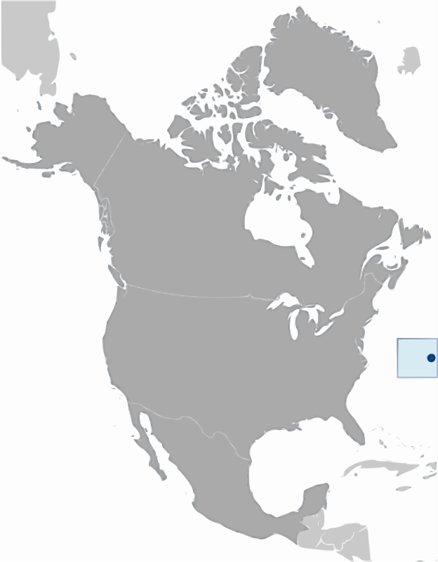 Bermuda location