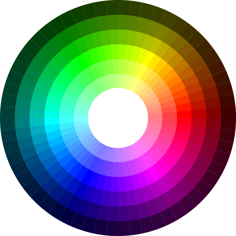Chromatic Wheel 2