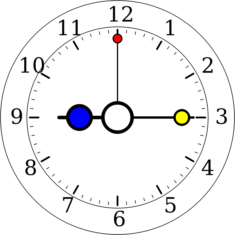 Colour Clock 5