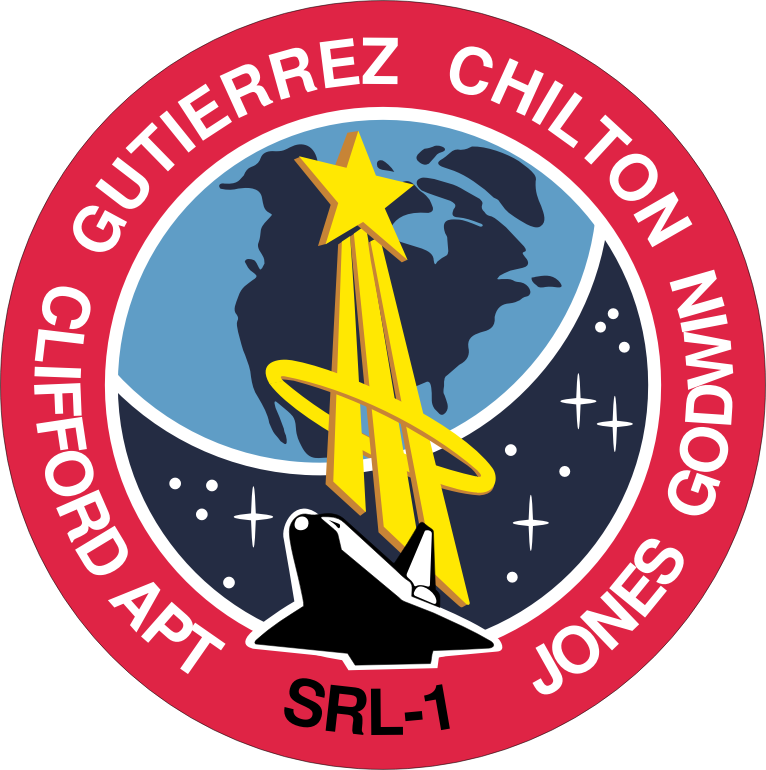 STS-59 Mission Insignia