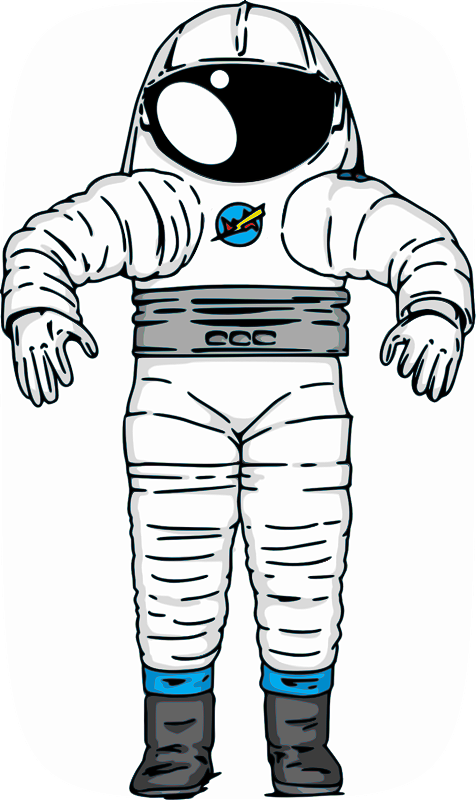 NASA Mark III Astronaut Space Suit