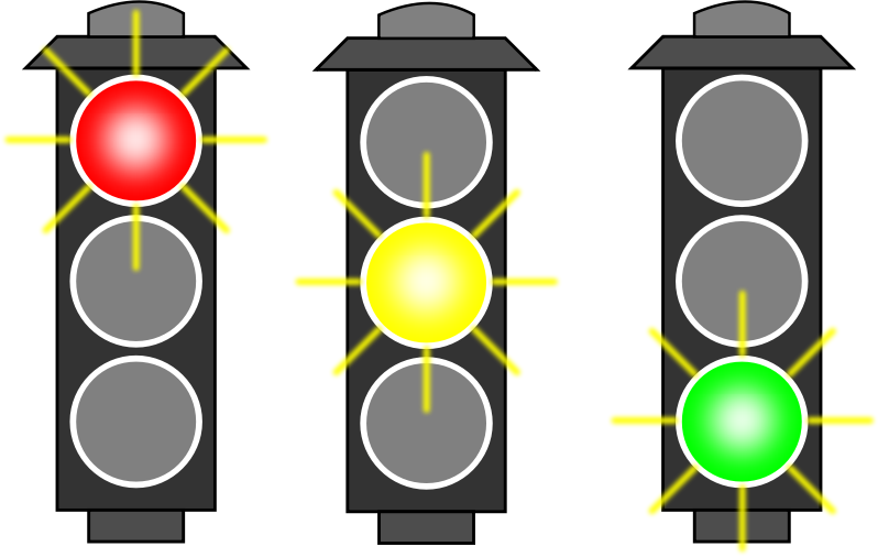 Traffic Light (RYG)
