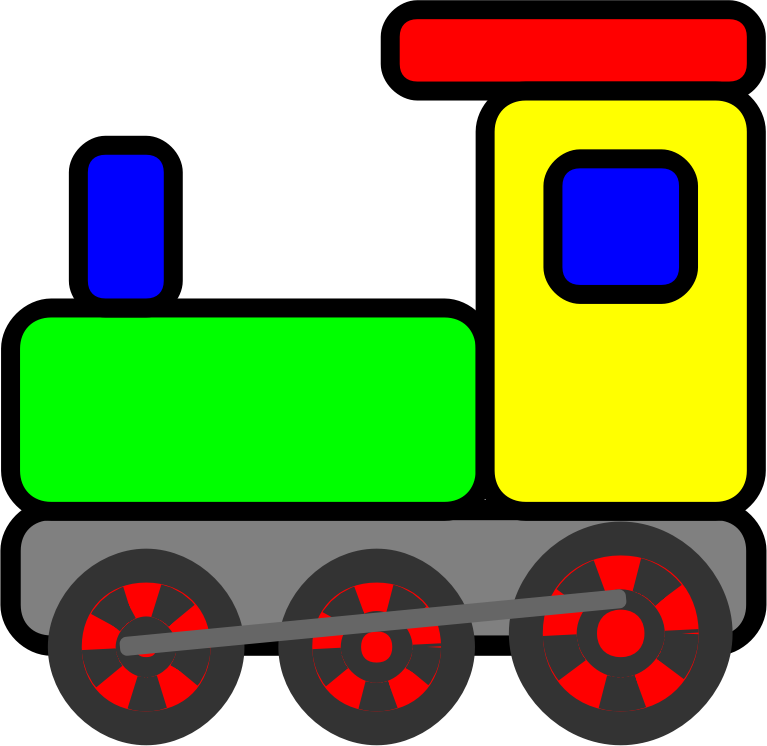 Scripted Toy Train
