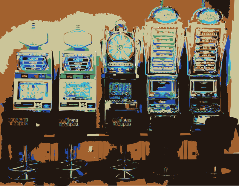 Slot machines 1