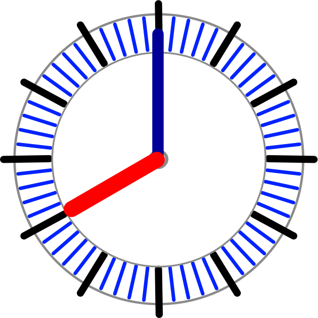 Lerning Clock 2