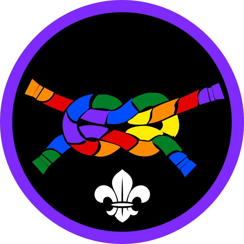 Pride challenge/merit badge