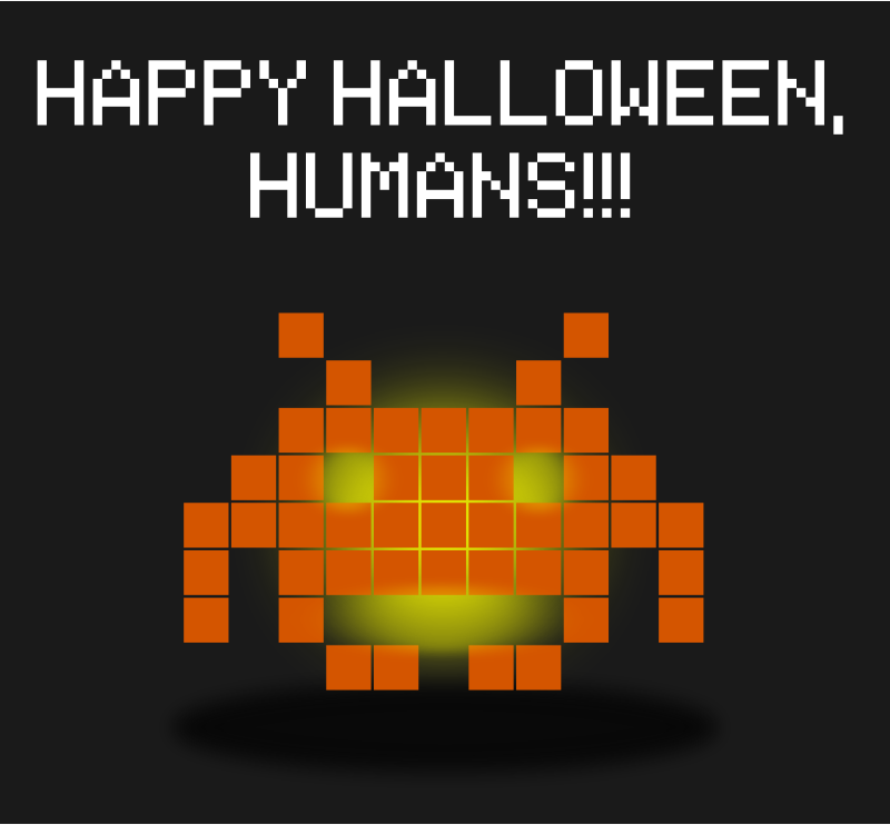 Halloween Invaders