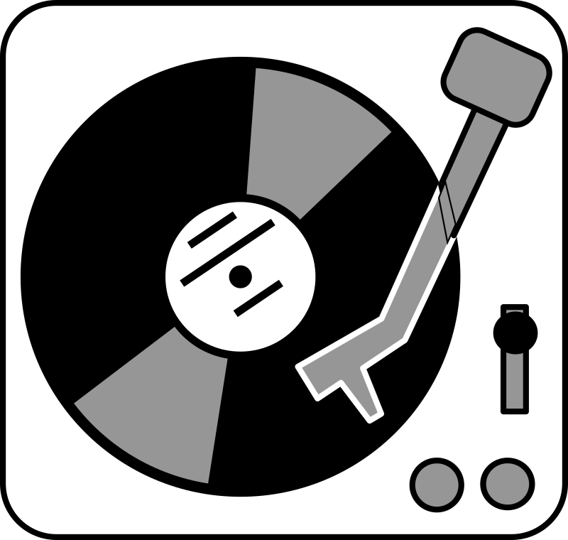 simple turntable