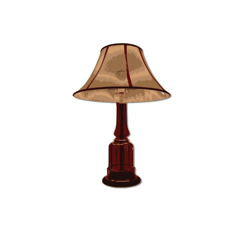 table lamp turn off