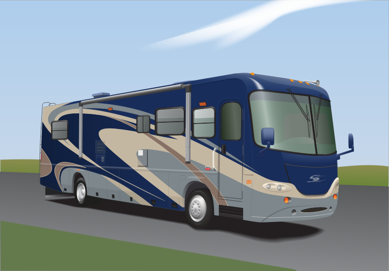 Coachmen Cross Country Motorhome