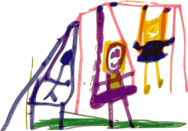 Kindergarten Art Swing