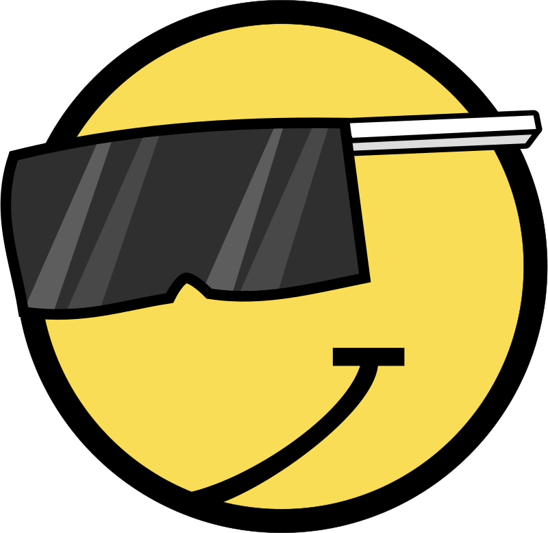 Cooler Smiley
