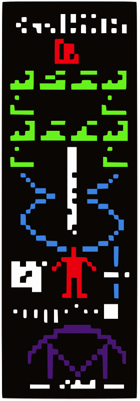 Arecibo message