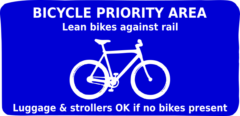 Bicycle Priority Area (remix)