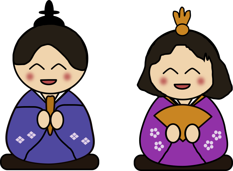 Girl's Day Dolls - Hinamatsuri