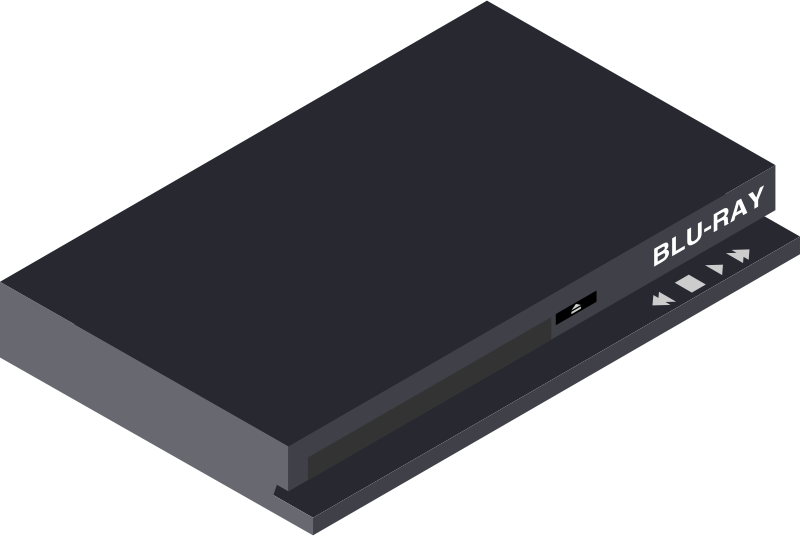 Blue Ray Player