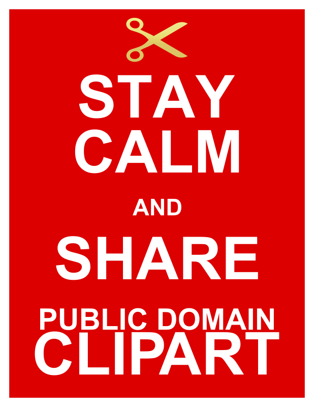 Share Clipart Sign