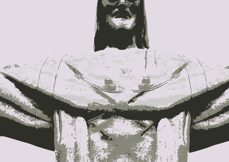 Christ the Redeemer-2-arms