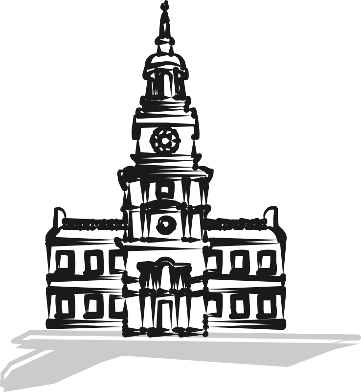 Remix of Independence Hall