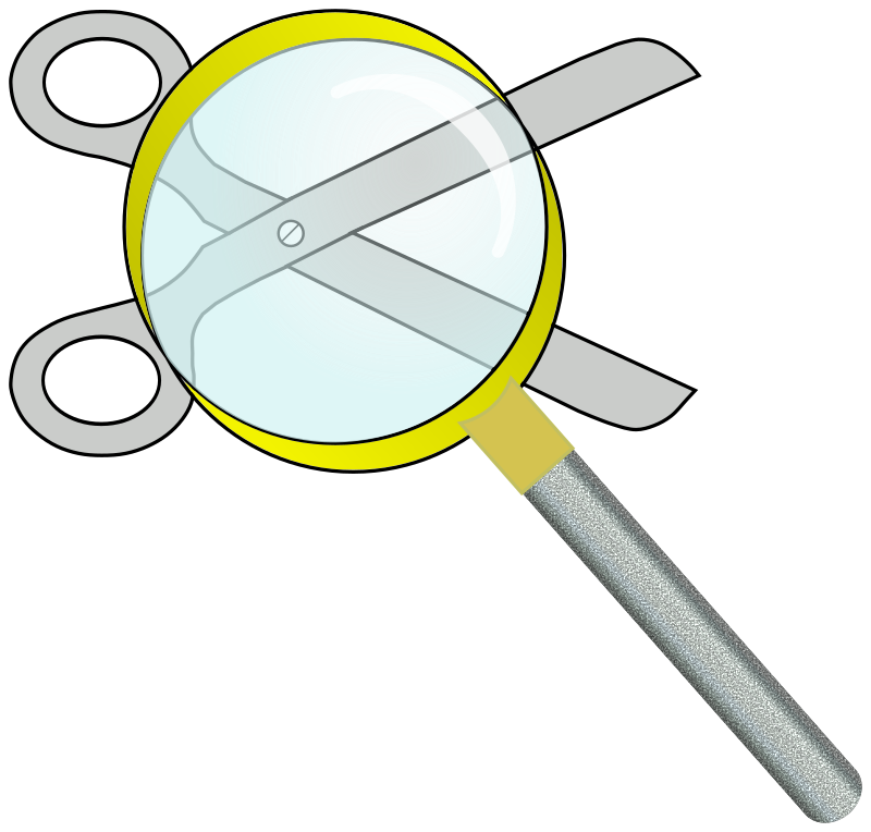 ClipArt Search Graphic