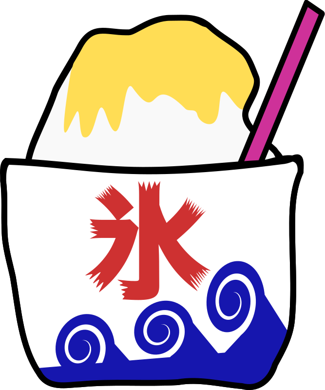 Kakigori - Shaved Ice