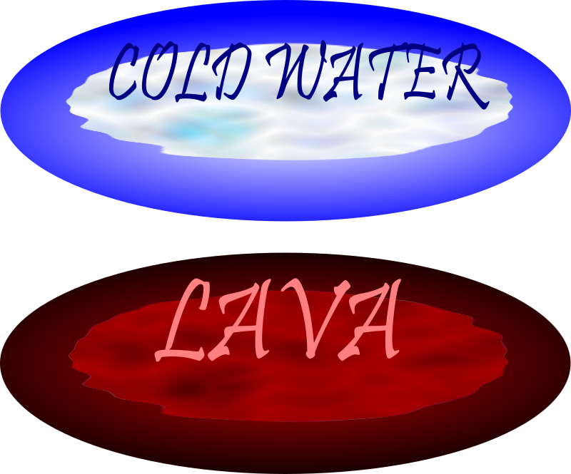 Water and Lava Filter