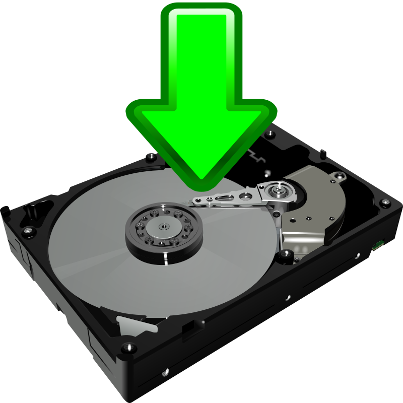 Download Icon HDD