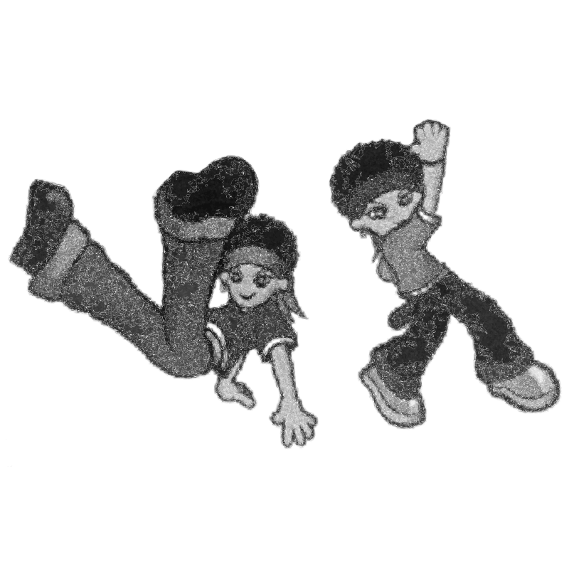 Hip Hop Kids Gray Request