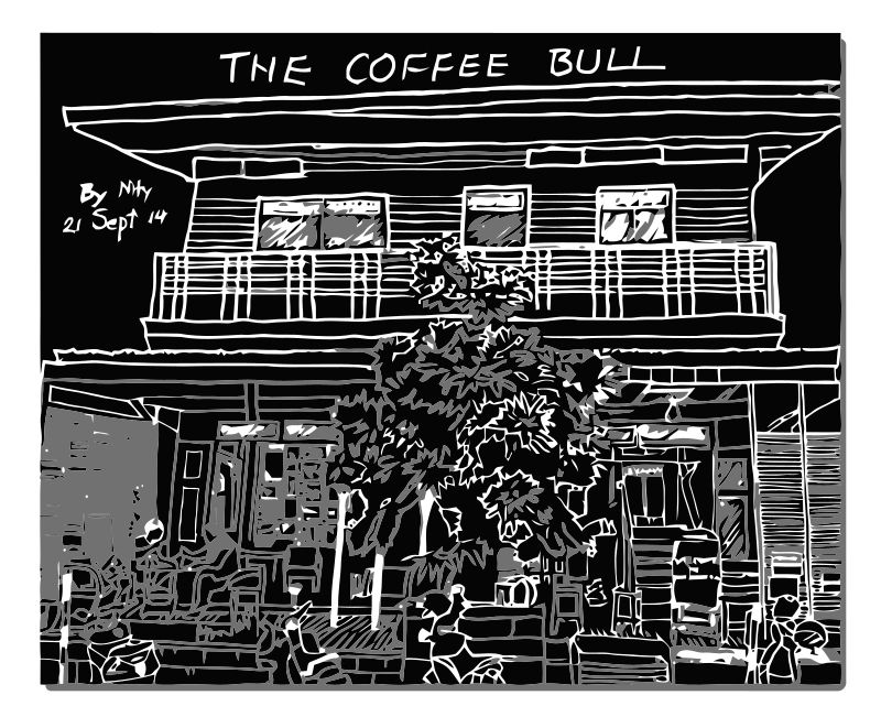 The Coffee Bull