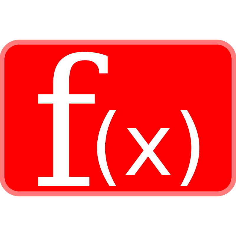 Red Function Icon