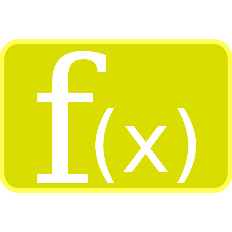 Yellow Function Icon 2