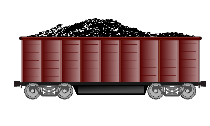 Coal wagon