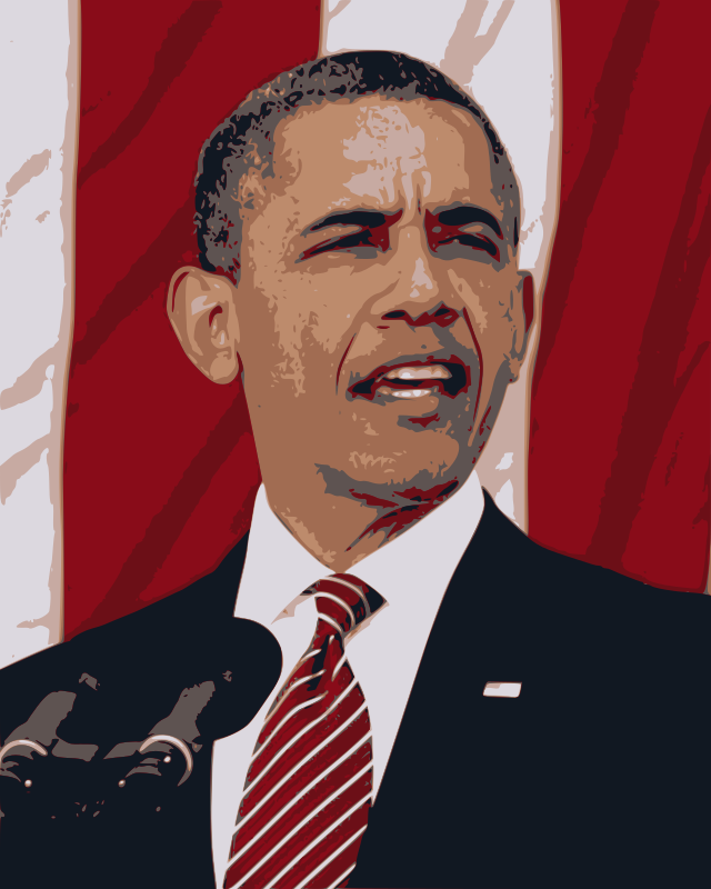 Obama Speaking in 2012 - Remix