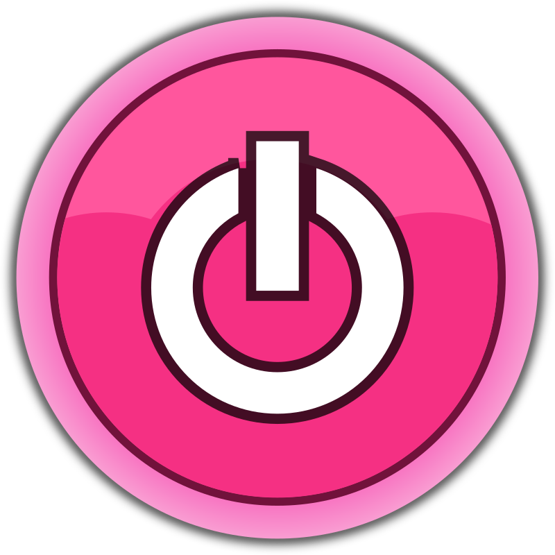 pink button power