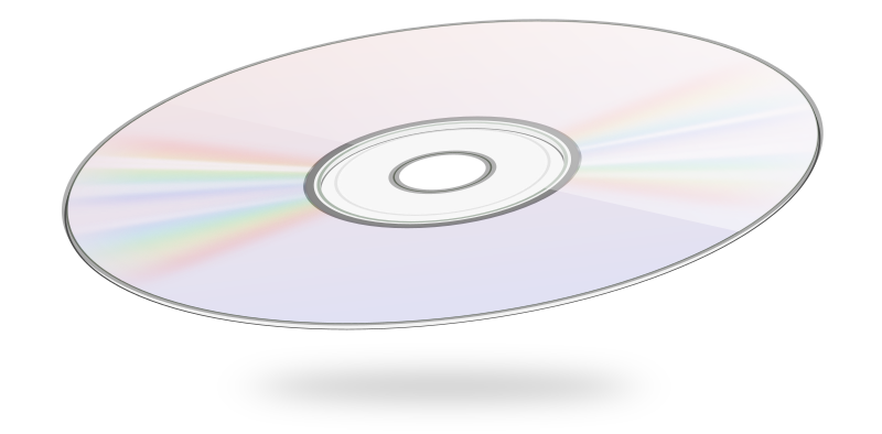 CD / DVD Illustration 2