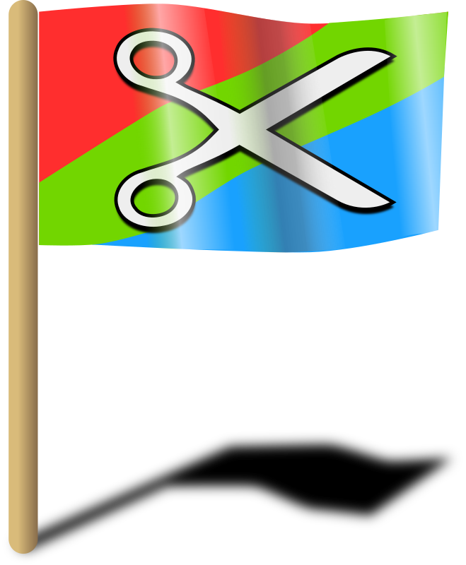 Openclipart Flag