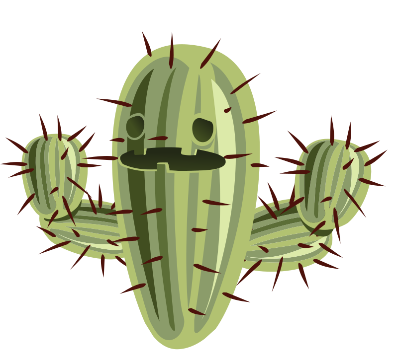 Inhabitants Npc Cactus