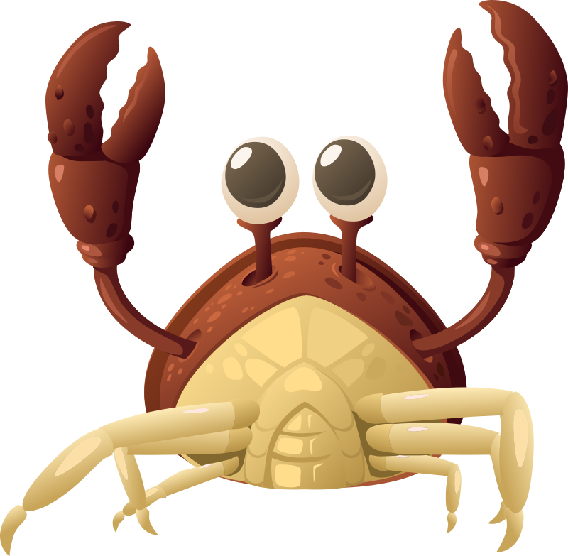 Inhabitants Npc Crab